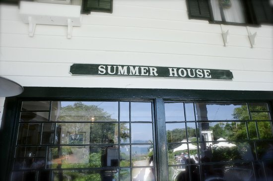 The Summer House Restaurant: Restaurant Exterior