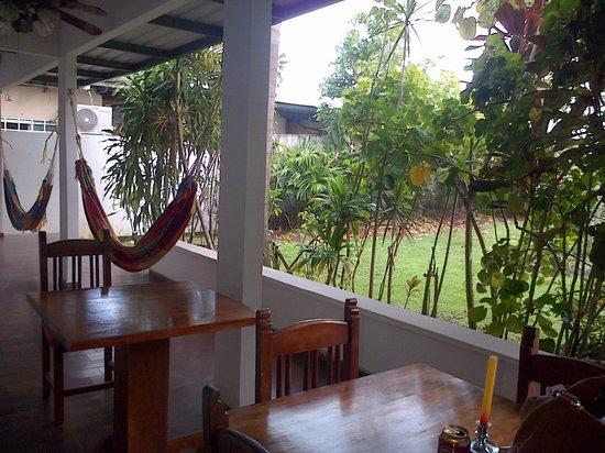 B&B Casa Margarita: Área desayuno 2