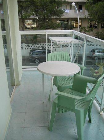 Ohtels Villa Dorada: балкон