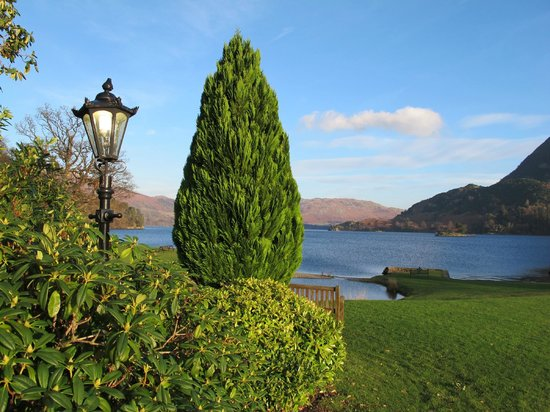 Inn on the Lake: Ullswater Lake from Hotel Golf Course