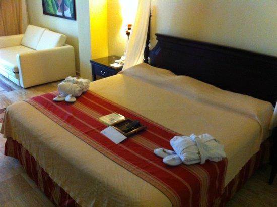 Grand Palladium Jamaica Resort & Spa: The room