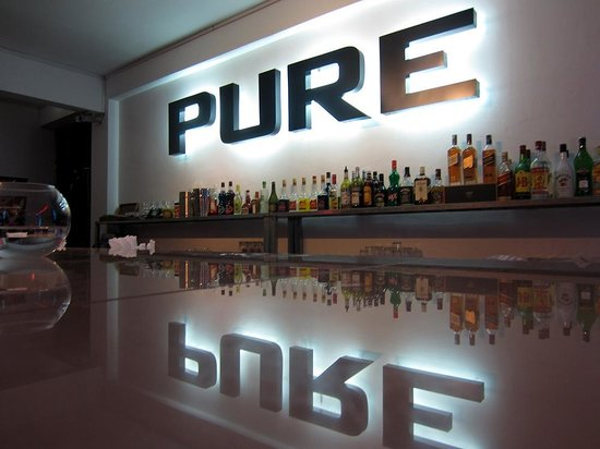 Logo - Picture of PURE Bar Lounge & Restaurant, Sihanoukville ...