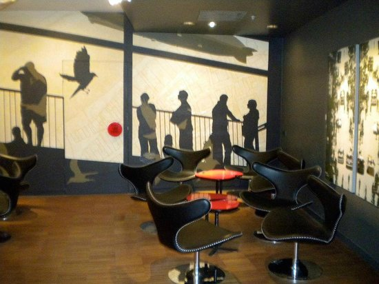 Bohem Art Hotel: Art in the hotel