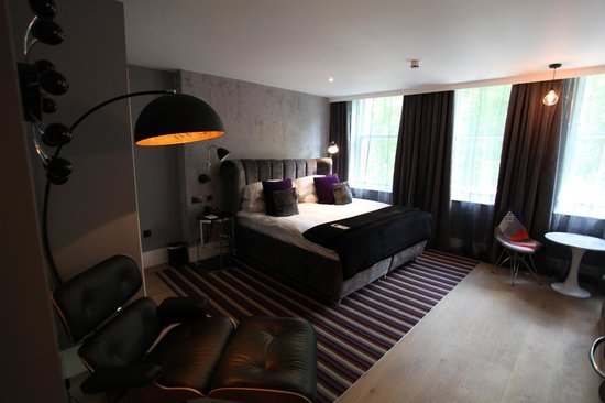 Malmaison London: Club room