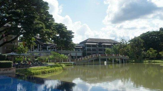 Le Meridien Chiang Rai Resort: Lago