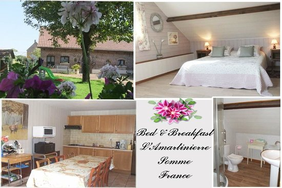 Chambres d 39 hotes l 39 amartinierre somme updated 2017 b b for Baie de somme chambre d hotes