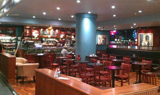 Caffe Nero - Plymouth House Of Fraser