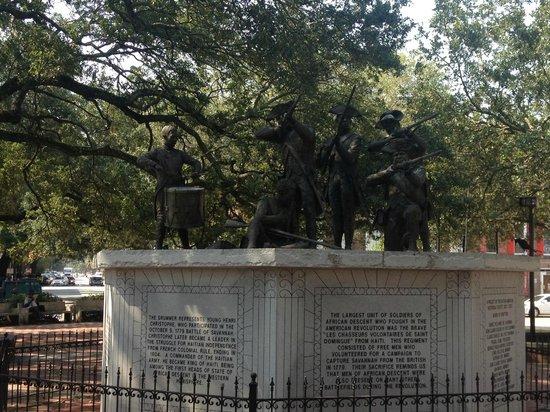 haitian monument picture of free savannah tours savannah rh tripadvisor com