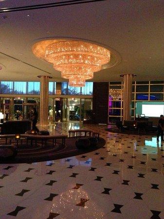 Fontainebleau Miami Beach : recepção belissima