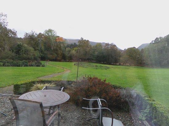Friars Glen: rear garden