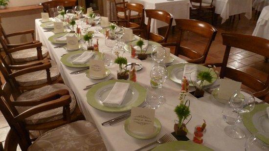 Auberge du beaucet le beaucet restaurantbeoordelingen for Restaurant le beaucet
