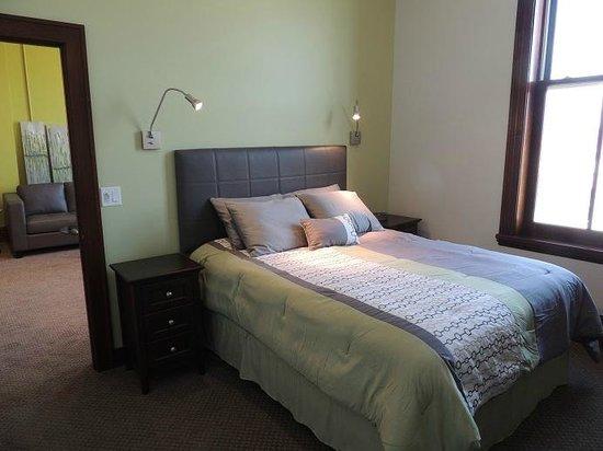 Teerman Lofts : The Superior-Bedroom