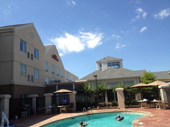 Hilton Garden Inn Norman: love it