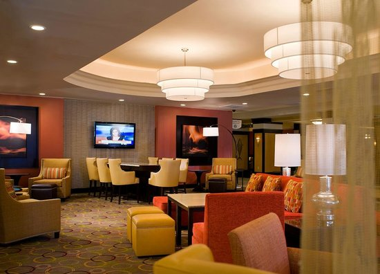 Providence Marriott Downtown: MI Greatroom