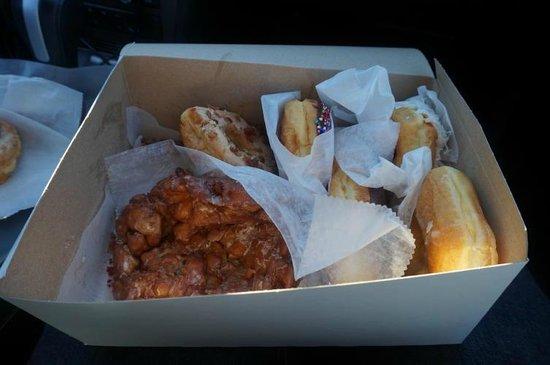 Gibson's Donuts: Köstliche Donuts