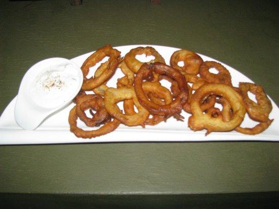 Onion Rings & Dip