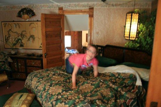 Bennett House Country Inn: one of the bedrooms