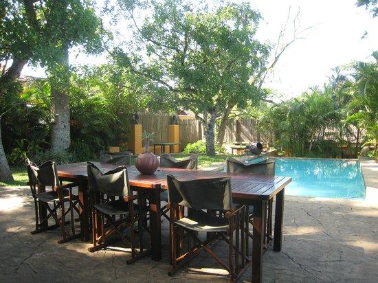 Kwalucia Private Safari Retreat : Pool