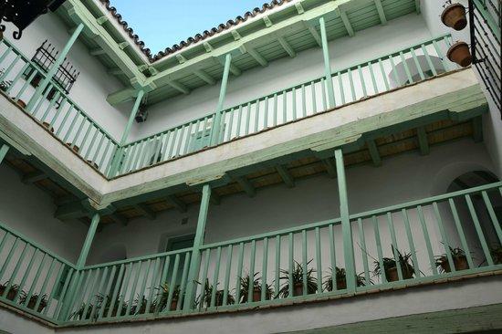 Las Casas de la Juderia : Inner patio