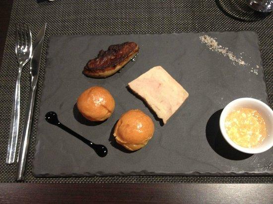 Novotel Lyon Bron Eurexpo : Foie Gras