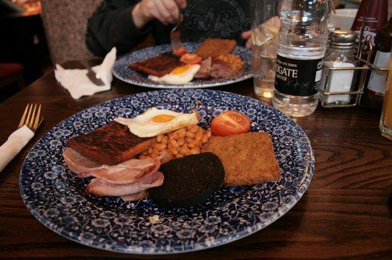 The Standing Order: Scottish Breakfast