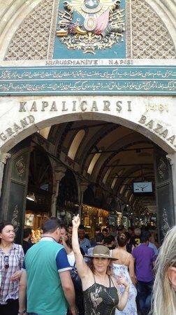 Istanbul Stopover Tours - Day Tours: Gran Bazar !!Tudo de bom !! Muito especiallll!!!!!