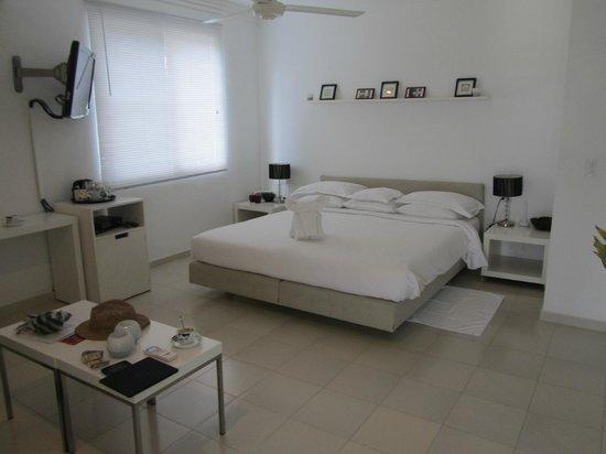 Casa Veintiuno: Suite with Jacuzzi