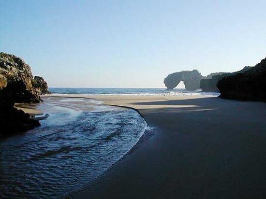 Apartamentos rurales La Canalina: Playa de Villahormes