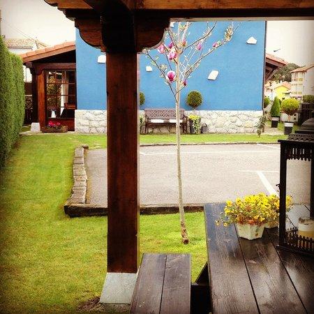 Apartamentos rurales La Canalina: Zona exterior