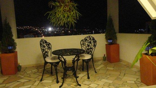 Hotel Parque Zabal: Area Social