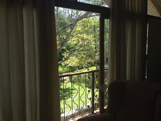 Aan de Vliet: View from the Treehouse room