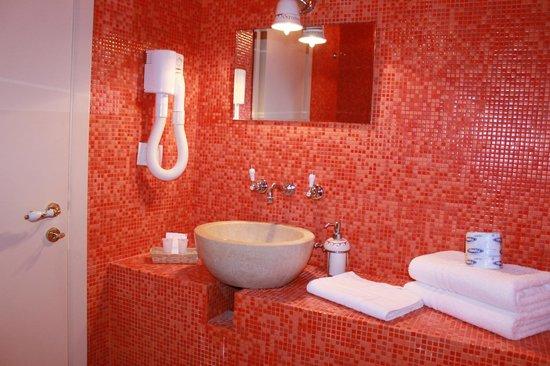 Grana Barocco Art Hotel & Spa: Bagno