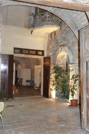 Grana Barocco Art Hotel & Spa: Ingresso Centro Benessere - SPA
