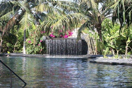 The Sun Siyam Iru Fushi Maldives : fluid pool