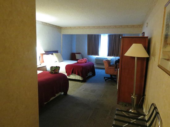Hotel Rosedale: Notre chambre