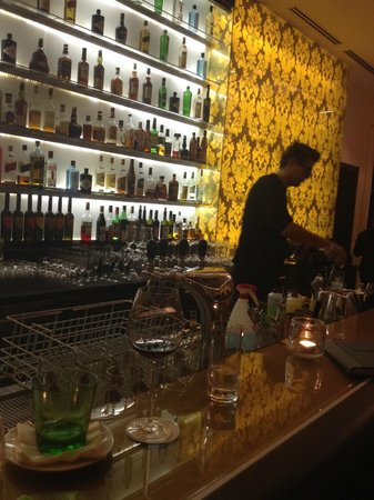 Steigenberger Hotel Herrenhof Wien: Hotel Bar