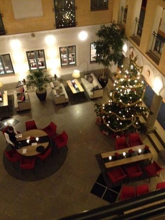 Master Johan Hotel : Hall