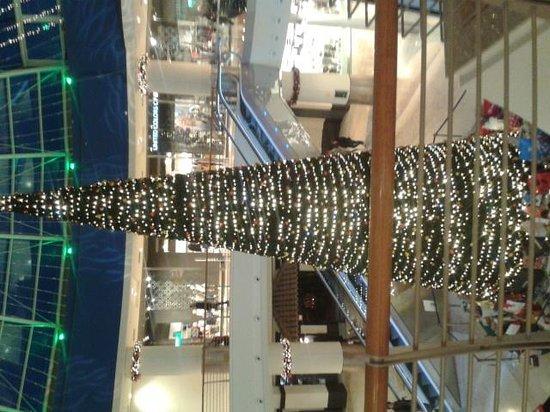 albero di natale - Foto di Centro Commerciale Campania, Marcianise ...