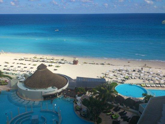 ME Cancun: beautiful view