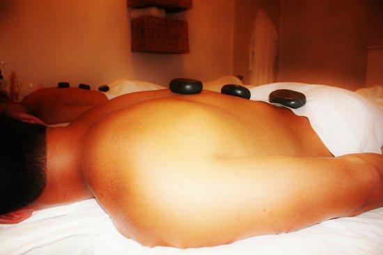 Flow Spa: Hot Stone Massage