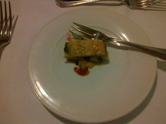 Oliver's @ Spice Island Beach Resort: amuse