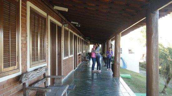 Alpes Fazenda Hotel: Opção de alojamento