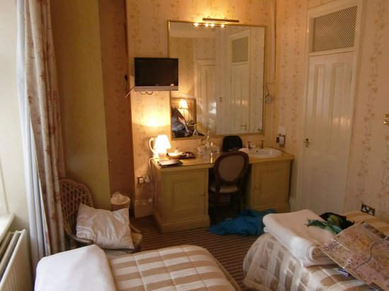 Kilronan House : Twinroom again