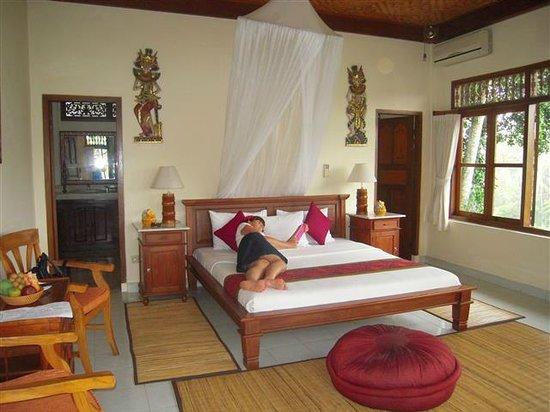 Alam Indah: Marwar room
