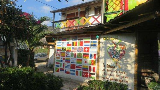 Hostal casa jamaica hostel reviews taganga colombia tripadvisor - Taganga dive inn ...