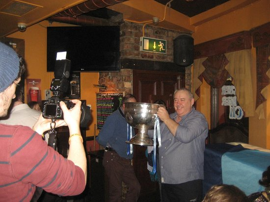 Doyle's Pub: Professional snapper