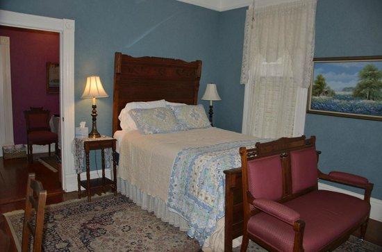 Brackenridge House Bed and Breakfast: Brackenridge House - Bedroom
