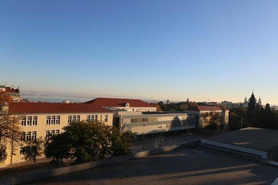 Hotel da Estrela: Вид из номера