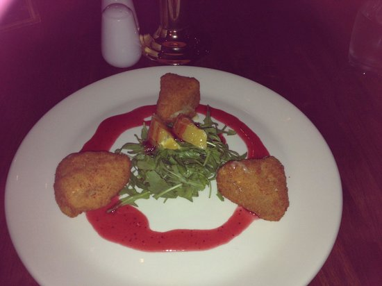 Alfie's Restaurant : Camembert