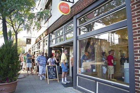 Jeni's Splendid Ice Creams: Jeni's Short North